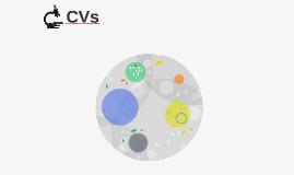 Copy of CVs