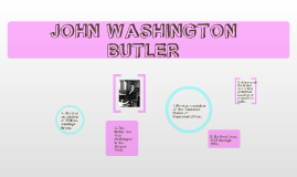 John Washington Butler