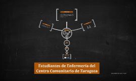 Estudiantes del Centro Comunitario de Zaragoza