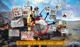 Copy of LA GUERRA DEL PACÍFICO