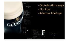 Copy of Guinness Presentation
