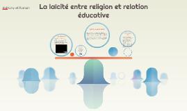 La laïcité entre religion et identité