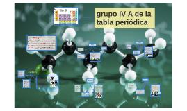 Copy of qumica grupo iv a de la tabla peridica by juan perez on prezi urtaz Choice Image