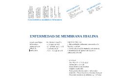 ENFERMEDADES RESPIRATORIAS DEL RECIEN NACIDO