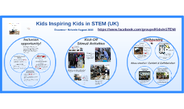 Kids Inspiring Kids in STEM (UK)
