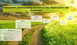 Understanding the Path to Clear Expectations and Assessment