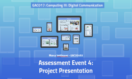 Assessment Event