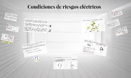 Condiciones de riesgos electricos