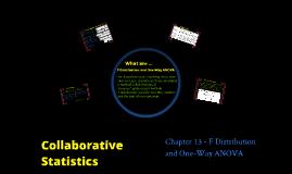 Collaborative Stats - Ch13