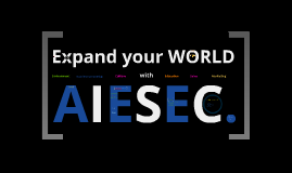 AIESEC Exchange Participants
