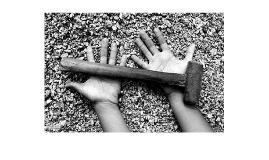 O trabalho infantil é uma das formas mais comuns de violênci
