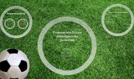 Copy of Preparacion fisica y psicologica del futbolista