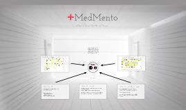 MedMento - Final Presentation