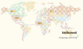 Kielen vaihtelu
