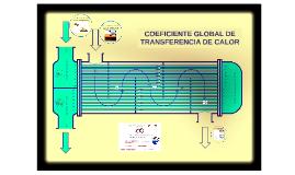 COEFICIENTE GLOBAL DE TRANSFERENCIA DE CALOR