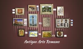 Copy of Antiguo Arte Romano