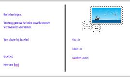 werkwoorden (werkwoordsvormen)