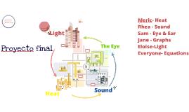 Copy of Science Revison Term 1 SH Heat, Light & Sound
