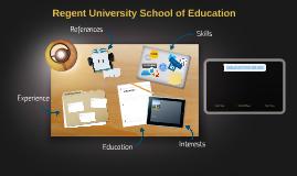 Regent University School of Education
