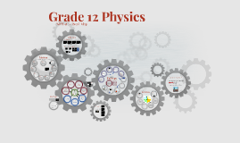 Grade 12 College Physics 2015