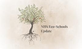 NHS Eco-Schools Update