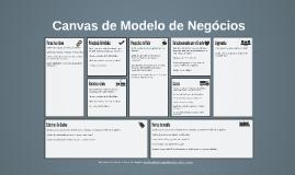 Cópia de Canvas para Modelo de Negócios