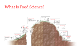 What is Food Science?