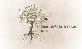 Copy of Zonas de Vida de Costa Rica