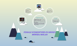 FEMALE STEREOTYPES IN DISNEY MOVIES: MULAN