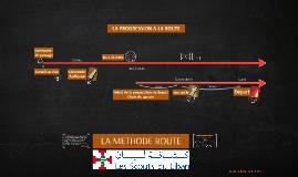 Copy of La méthode Route-Routier