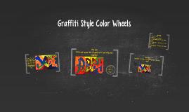 Graffiti Style Color Wheels
