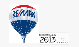 RE/MAX IT Strategy 2013