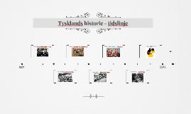 Tysklands historie - Tidslinje