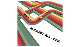 Ålesund VGS - 2020