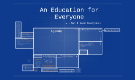 An education for Everyone