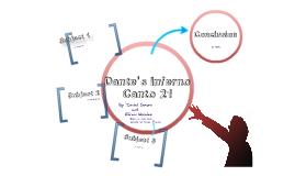 Dante's Inferno Canto 21