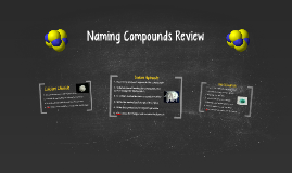 Naming Compounds Review
