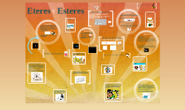 Éteres y Esteres