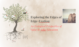 Exploring the Edges of Edge-Ucation: