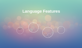 Language Features