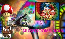 MUSHROOMS, MAN