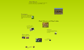 Copy of Food Chains and Food Webs