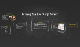 Defining Americorps Service