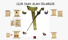 Club Shah Alam Selangor