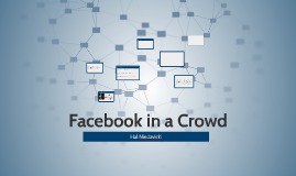 Copy of Facebook in a Crowd