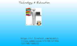 Technology and Education!