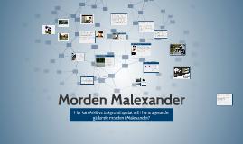 Morden Malexander