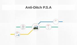 Anti-Ditch P.S.A