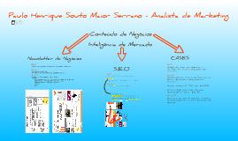 Paulo - Analista de Marketing
