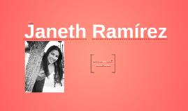 Janet Ramírez